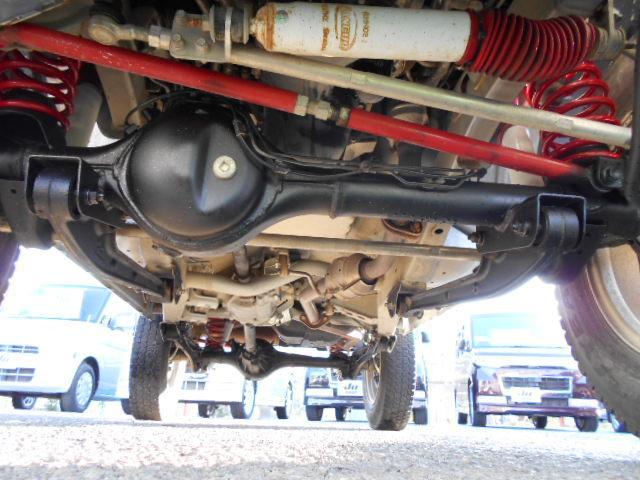 XC 4WD AT 3インチリフトアップ ラテラルロット ステアリングダンパー スプリング調整式ショックアブソーバー 10型(25枚目)
