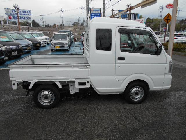 L 5速 4WD  エアコン パワステ ABS(4枚目)