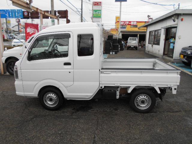 L 5速 4WD  エアコン パワステ ABS(5枚目)