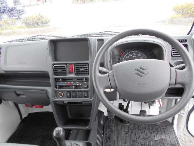L 5速 4WD  エアコン パワステ ABS(9枚目)