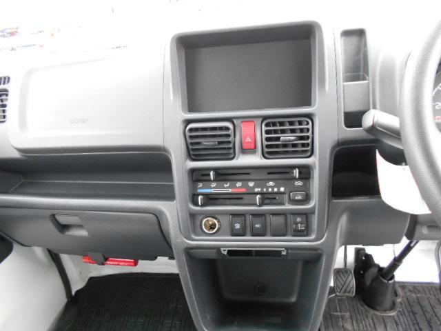 L 5速 4WD  エアコン パワステ ABS(11枚目)