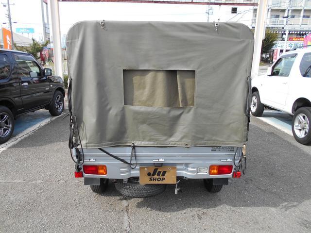TC 4WD AT 幌(3枚目)