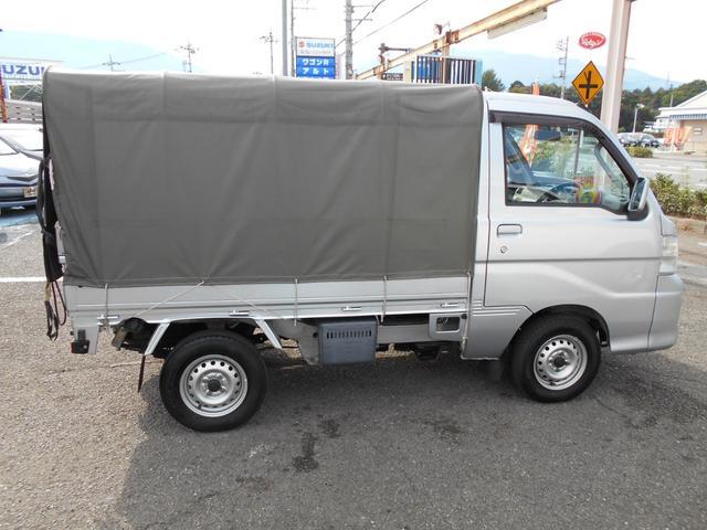 TC 4WD AT 幌(4枚目)