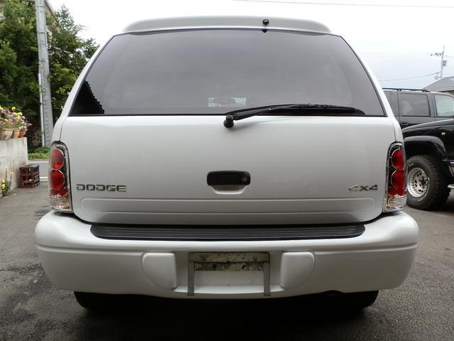「ダッジ」「ダッジ デュランゴ」「SUV・クロカン」「山梨県」の中古車6