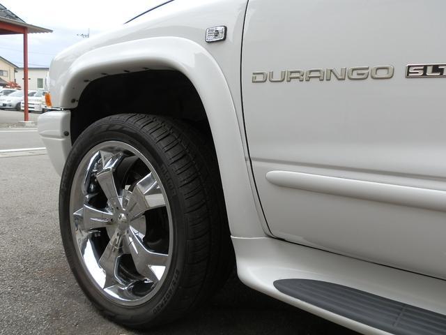 「ダッジ」「ダッジ デュランゴ」「SUV・クロカン」「山梨県」の中古車11