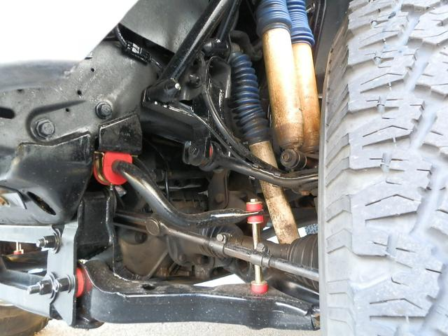 LT4WD最終モデル リフトアップフルカスタム 実走行(9枚目)