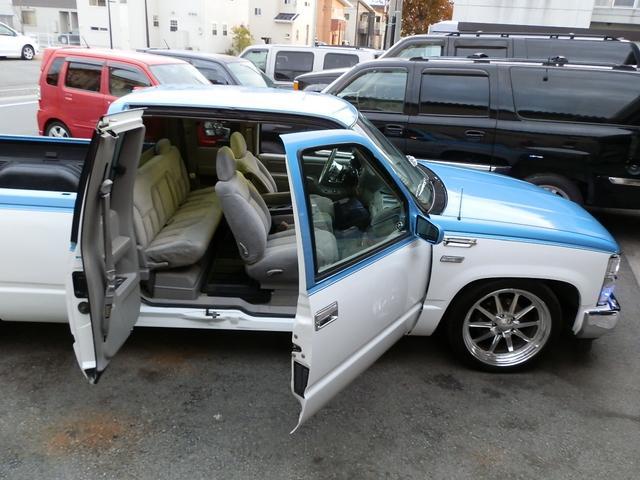 「シボレー」「シボレーC-1500」「SUV・クロカン」「山梨県」の中古車48