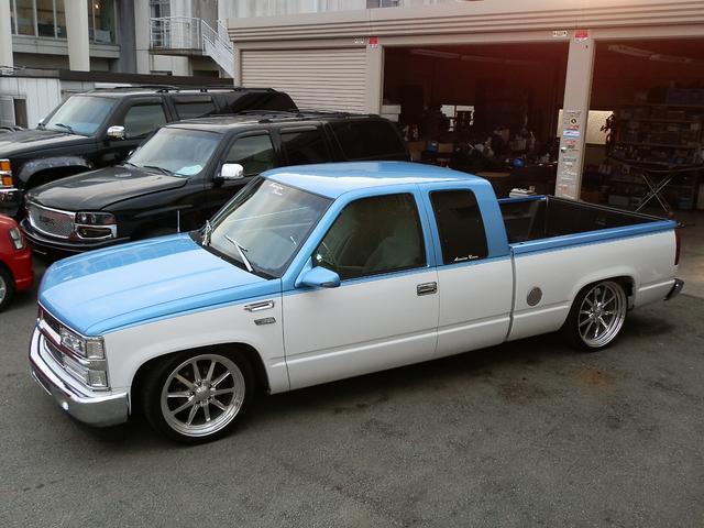 「シボレー」「シボレーC-1500」「SUV・クロカン」「山梨県」の中古車52