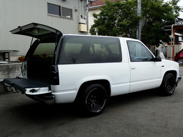 「シボレー」「シボレー タホ」「SUV・クロカン」「山梨県」の中古車8