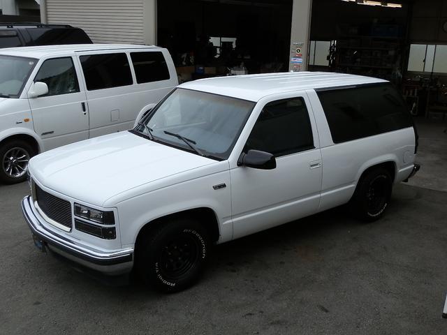「シボレー」「シボレータホ」「SUV・クロカン」「山梨県」の中古車25