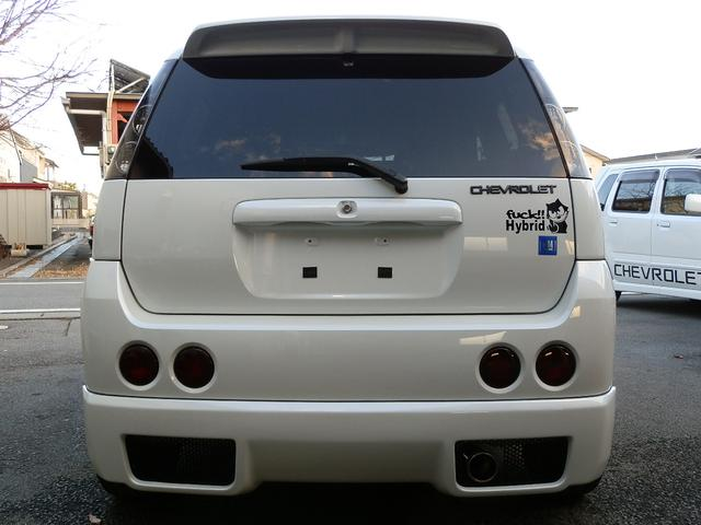 「シボレー」「シボレークルーズ」「SUV・クロカン」「山梨県」の中古車5