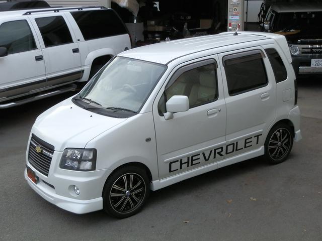 「シボレー」「シボレーMW」「ミニバン・ワンボックス」「山梨県」の中古車16