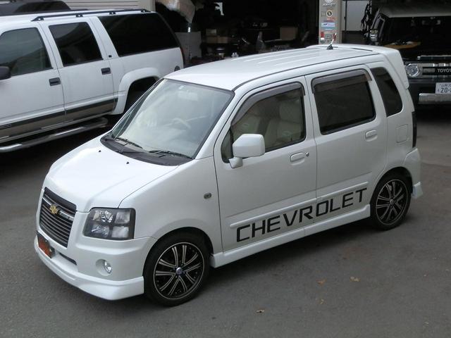 「シボレー」「シボレーMW」「ミニバン・ワンボックス」「山梨県」の中古車37