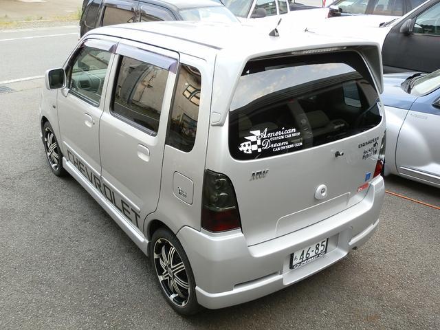上級グレードヒーター付本革シート カスタム車輛(8枚目)