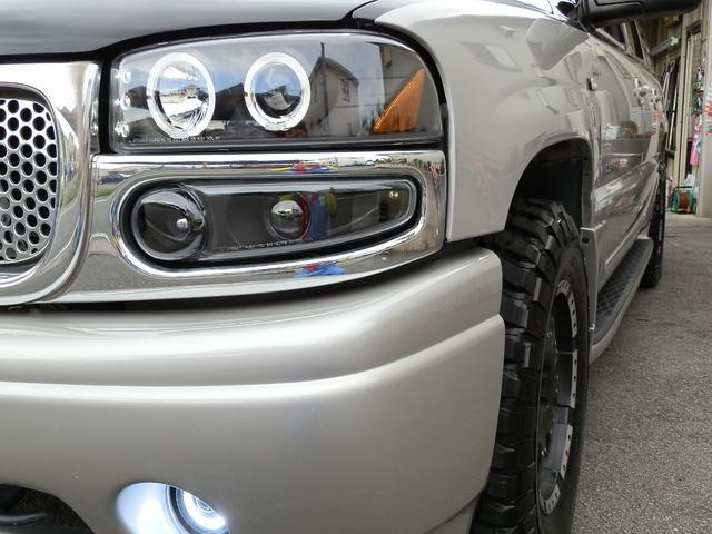 デナリ XLロングボディー 中期モデル リニューアルフルカスタム 新車並行輸入実走行 1ナンバー(4枚目)