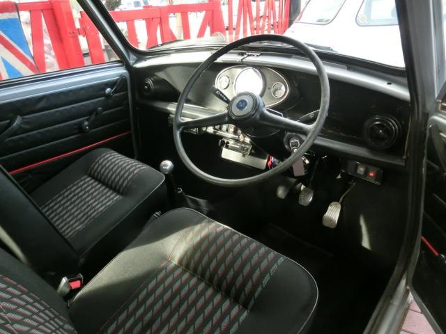 ローバー ローバー MINI クーパー1.3 4速マニュアル車 ワンオーナー