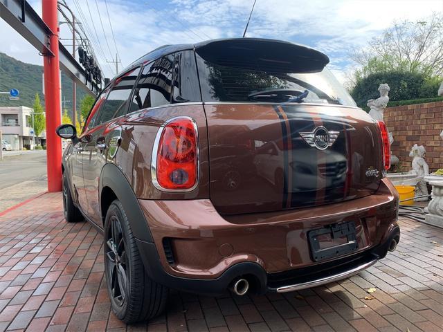 クーパーS クロスオーバー オール4 ターボ車 4WD カッロツェリアHDDナビ フルセグ Bluetooth ETC車載器 バックカメラ キセノンライト 17インチアルミ 5人乗り(5枚目)