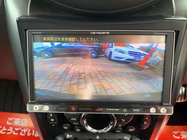 クーパーS クロスオーバー オール4 ターボ車 4WD カッロツェリアHDDナビ フルセグ Bluetooth ETC車載器 バックカメラ キセノンライト 17インチアルミ 5人乗り(20枚目)