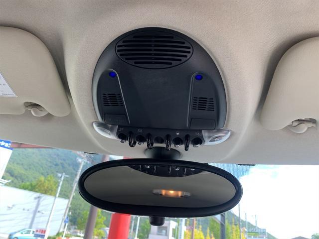 クーパーS クロスオーバー オール4 ターボ車 4WD カッロツェリアHDDナビ フルセグ Bluetooth ETC車載器 バックカメラ キセノンライト 17インチアルミ 5人乗り(26枚目)