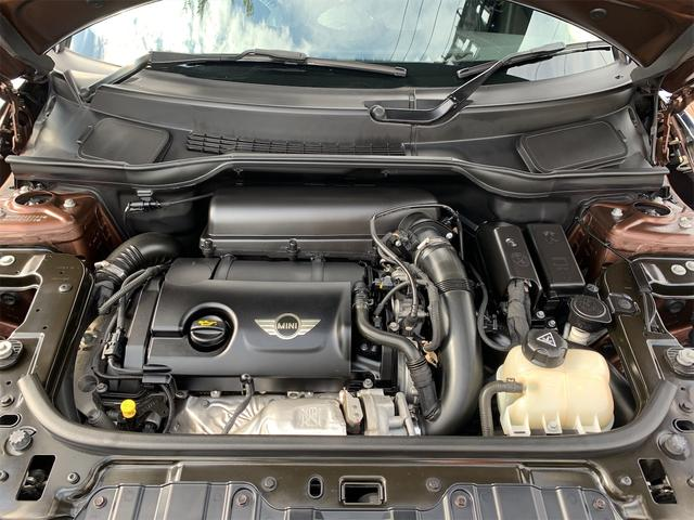 クーパーS クロスオーバー オール4 ターボ車 4WD カッロツェリアHDDナビ フルセグ Bluetooth ETC車載器 バックカメラ キセノンライト 17インチアルミ 5人乗り(36枚目)