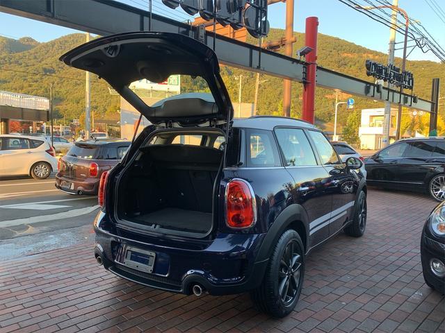クーパーS クロスオーバー 後期モデル ターボ車 5人乗り HDDナビ ETC車載器 キセノンライト 禁煙車 17インチアルミ(9枚目)