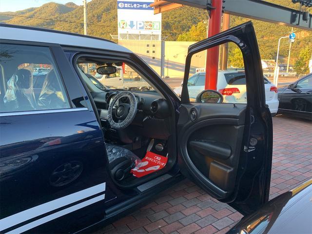 クーパーS クロスオーバー 後期モデル ターボ車 5人乗り HDDナビ ETC車載器 キセノンライト 禁煙車 17インチアルミ(10枚目)