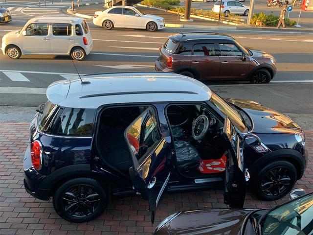 クーパーS クロスオーバー 後期モデル ターボ車 5人乗り HDDナビ ETC車載器 キセノンライト 禁煙車 17インチアルミ(11枚目)