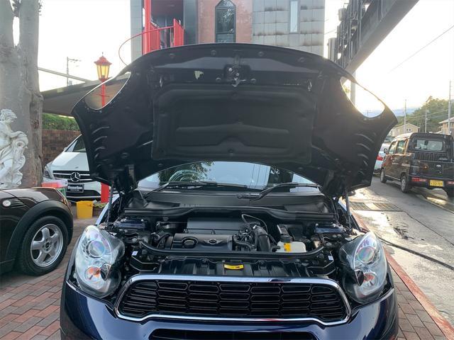 クーパーS クロスオーバー 後期モデル ターボ車 5人乗り HDDナビ ETC車載器 キセノンライト 禁煙車 17インチアルミ(31枚目)
