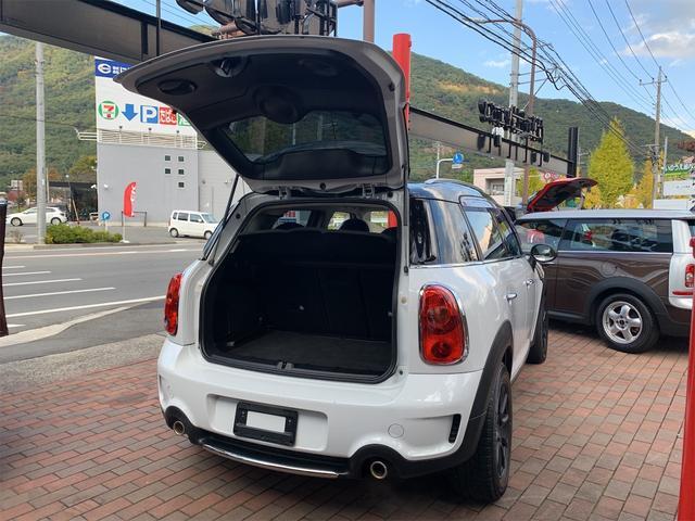 クーパーS クロスオーバー ターボ車 HDDナビ フルセグ Bluetooth ETC車載器 キセノンライト 禁煙車 パドルシフト 17インチアルミ ユニオンジャックシートカバー 5人乗り(9枚目)