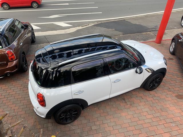 クーパーS クロスオーバー ターボ車 HDDナビ フルセグ Bluetooth ETC車載器 キセノンライト 禁煙車 パドルシフト 17インチアルミ ユニオンジャックシートカバー 5人乗り(12枚目)