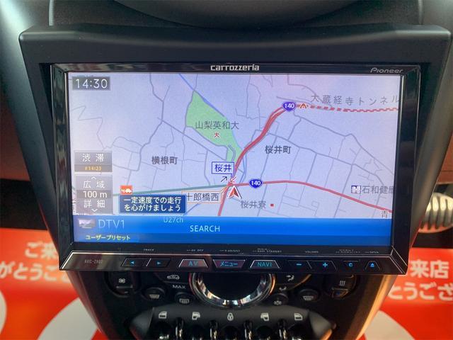 クーパーS クロスオーバー ターボ車 HDDナビ フルセグ Bluetooth ETC車載器 キセノンライト 禁煙車 パドルシフト 17インチアルミ ユニオンジャックシートカバー 5人乗り(19枚目)