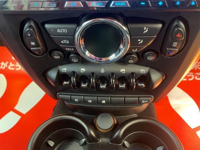 クーパーS クロスオーバー ターボ車 HDDナビ フルセグ Bluetooth ETC車載器 キセノンライト 禁煙車 パドルシフト 17インチアルミ ユニオンジャックシートカバー 5人乗り(21枚目)