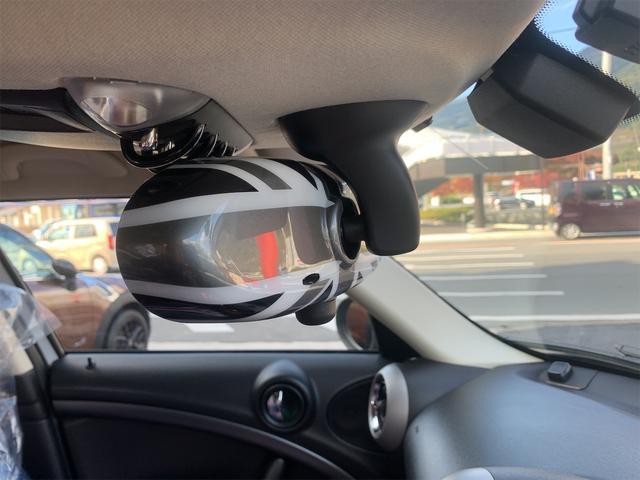 クーパーS クロスオーバー ターボ車 HDDナビ フルセグ Bluetooth ETC車載器 キセノンライト 禁煙車 パドルシフト 17インチアルミ ユニオンジャックシートカバー 5人乗り(26枚目)