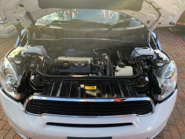 クーパーS クロスオーバー ターボ車 HDDナビ フルセグ Bluetooth ETC車載器 キセノンライト 禁煙車 パドルシフト 17インチアルミ ユニオンジャックシートカバー 5人乗り(38枚目)