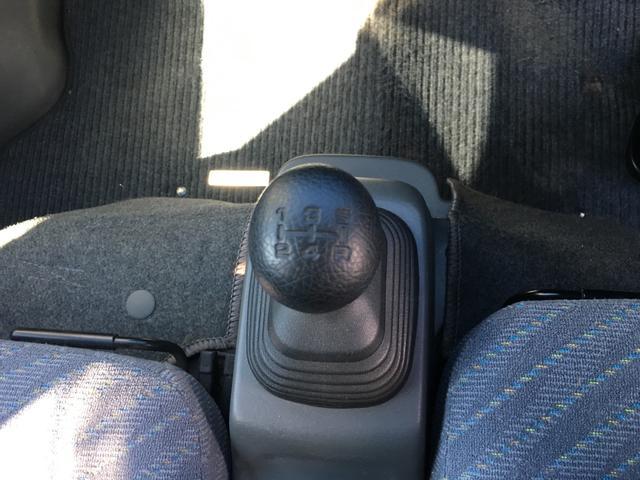 スズキ エブリイワゴン ジョイポップターボ キーレス Wスライドドア 5速マニュアル