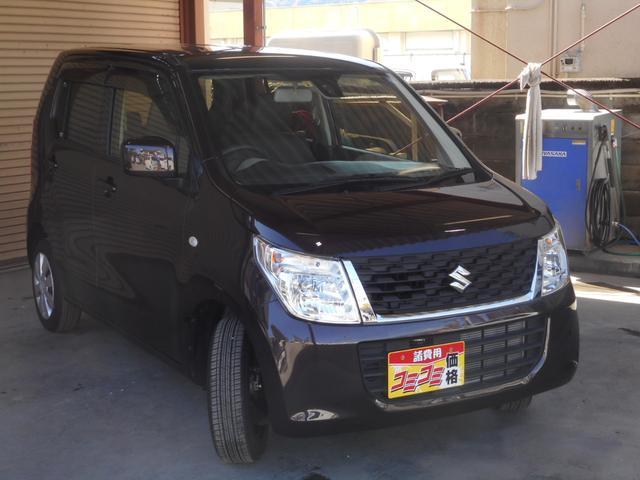 「スズキ」「ワゴンR」「コンパクトカー」「山梨県」の中古車4