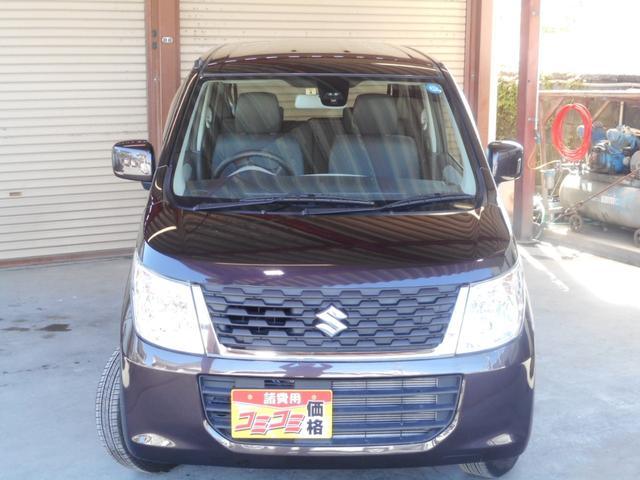 「スズキ」「ワゴンR」「コンパクトカー」「山梨県」の中古車5