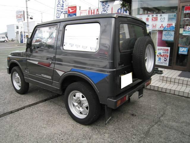 「スズキ」「ジムニー」「コンパクトカー」「山梨県」の中古車5