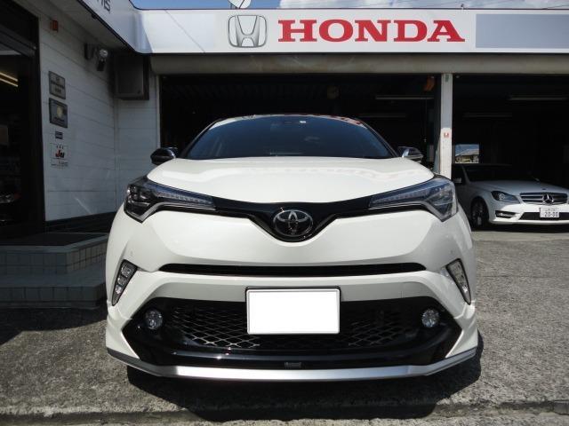 「トヨタ」「C-HR」「SUV・クロカン」「山梨県」の中古車2