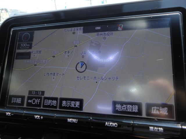 G-T 4WD モデリスタエアロ 20AW 9インチナビTV(12枚目)