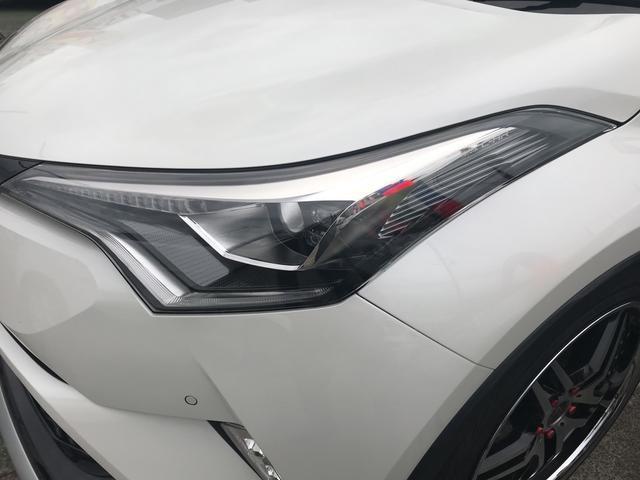 「トヨタ」「C-HR」「SUV・クロカン」「山梨県」の中古車60