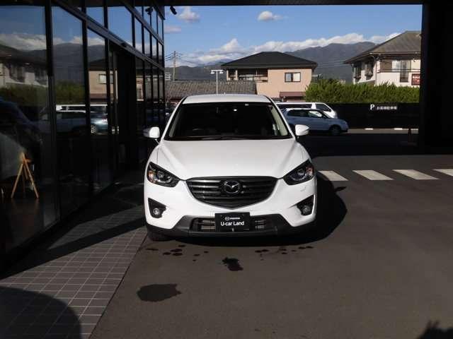 「マツダ」「CX-5」「SUV・クロカン」「山梨県」の中古車3