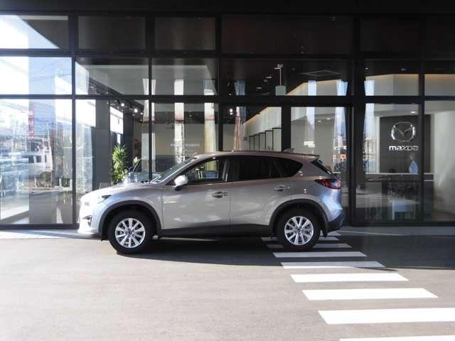 「マツダ」「CX-5」「SUV・クロカン」「山梨県」の中古車4