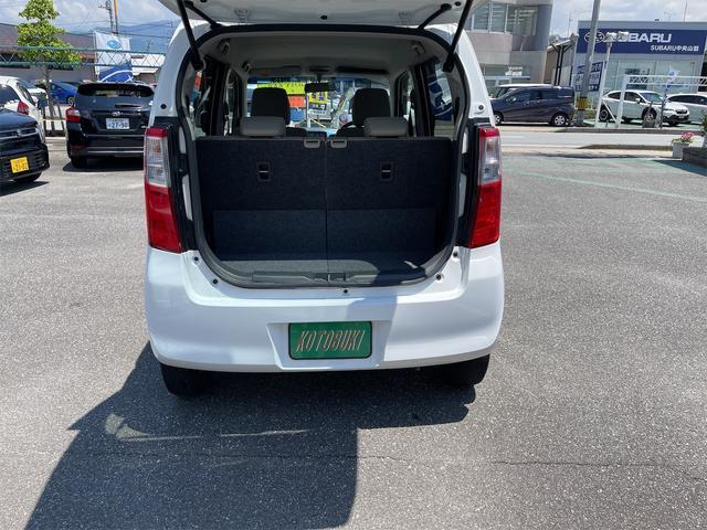 FX 社外SDナビ フルセグ USB接続 DVD再生 ETC車載器 アイドリングストップ キーレスエントリー プライバシーガラス 車検整備付(13枚目)