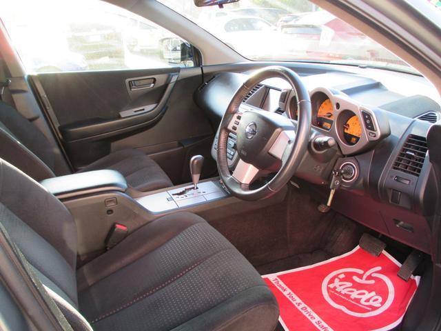 日産 ムラーノ 250XL メーカーナビ バック&サイドカメラ ワンオーナー