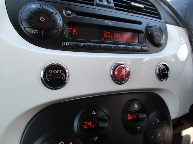フィアット フィアット 500 1.4 16V スポーツ