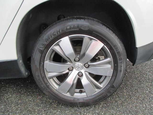 「プジョー」「プジョー 2008」「SUV・クロカン」「山梨県」の中古車36
