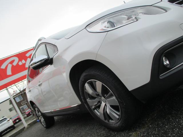 「プジョー」「プジョー 2008」「SUV・クロカン」「山梨県」の中古車40