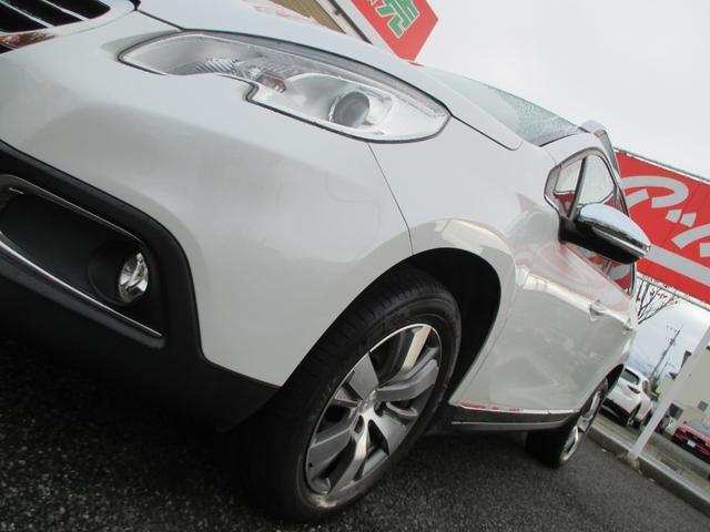 「プジョー」「プジョー 2008」「SUV・クロカン」「山梨県」の中古車43