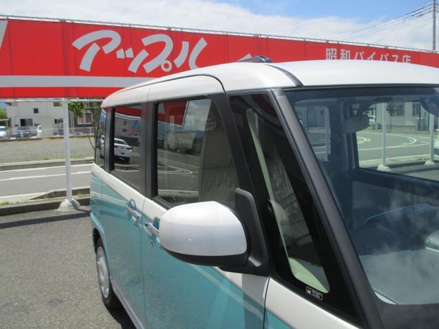 「ダイハツ」「ムーヴキャンバス」「コンパクトカー」「山梨県」の中古車42